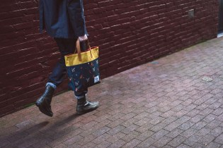 Herschel Supply Co. 2014 Fall/Winter Brohm Tote