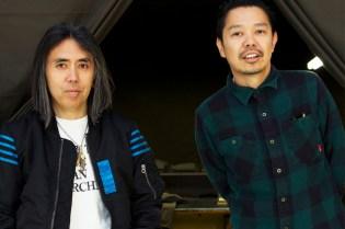 Hiroshi Fujiwara & Tetsu Nishiyama Discuss OLIVE