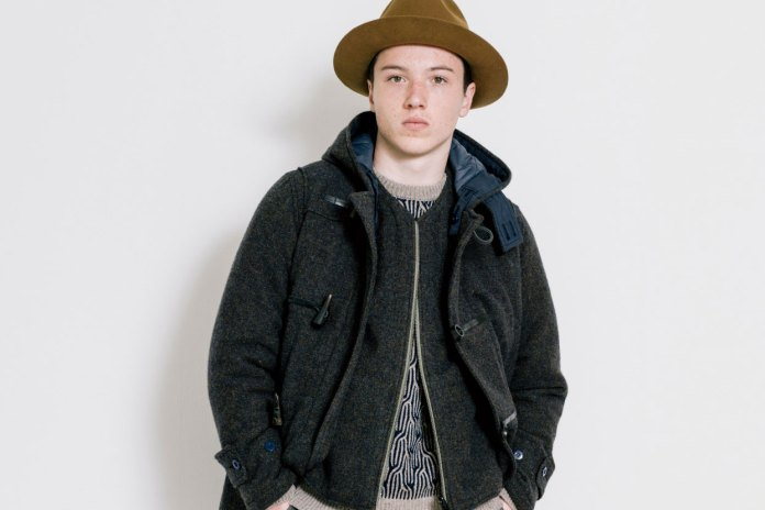 Hombre Nino 2014 Fall/Winter Lookbook