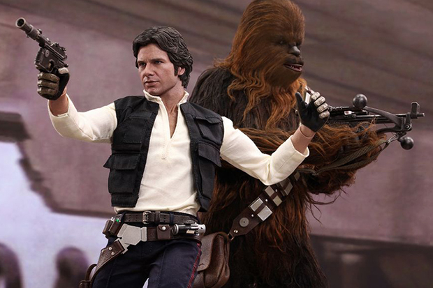 Hot Toys Presents 1st Wave of Star Wars Collectibles Collection