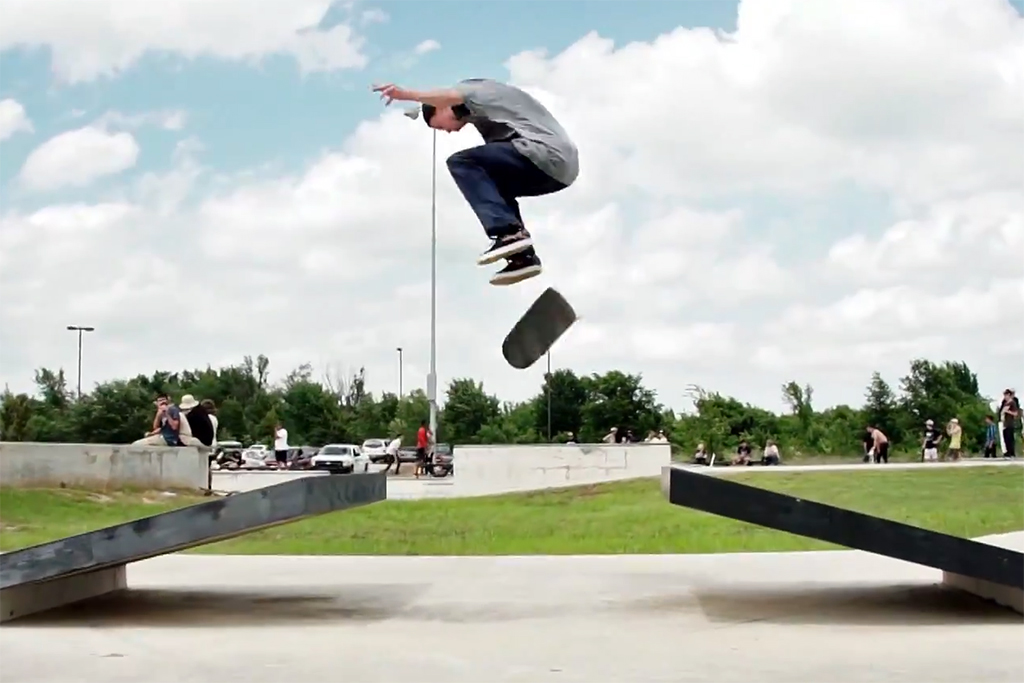 "HUF ""Americans Do America"" Tour Video"