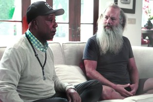 Russell Simmons and Rick Rubin Speak on Def Jam Beginnings