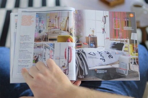 "IKEA Pokes Fun at Apple with ""Experience the Power of a bookbook"""