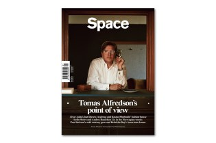 Introducing Space: A New Interior and Culture Magazine