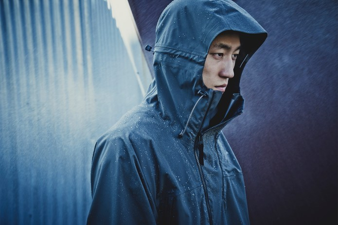 """ISAORA 2014 Fall/Winter """"StayDryBetter"""" Collection"""