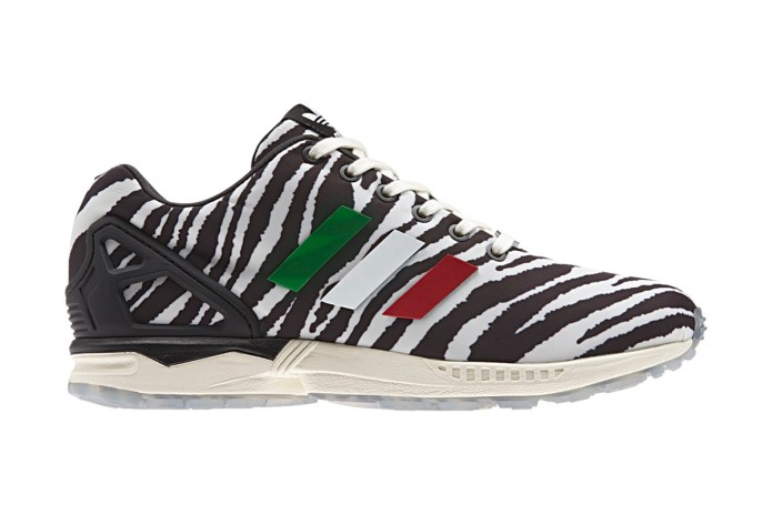 Italia Independent x adidas Originals 2014 Fall/Winter ZX Flux