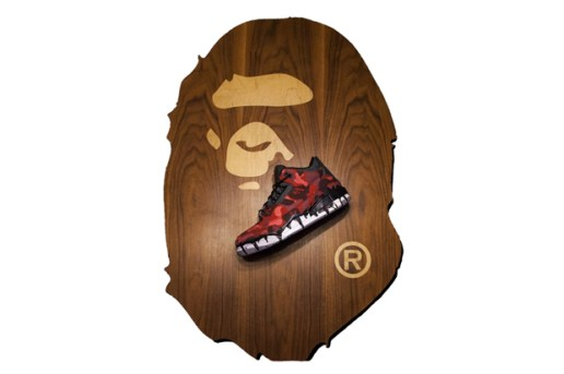 "JBF Customs: Air Jordan 3 ""BAPE x Ice Cream"""