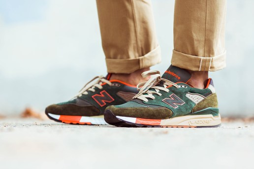 "J.Crew x New Balance 998 ""Concrete Jungle"""