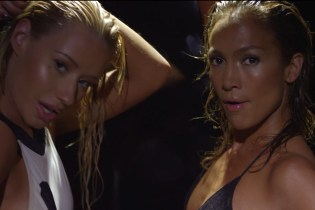 "Jennifer Lopez featuring Iggy Azalea ""Booty"" Music Video"