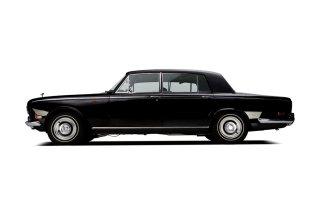 Johnny Cash's 1970 Rolls-Royce Silver Shadow