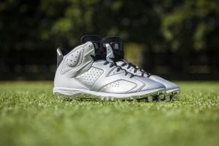 Jordan Brand Football Athletes to Wear Air Jordan VI Cleats to Start Season