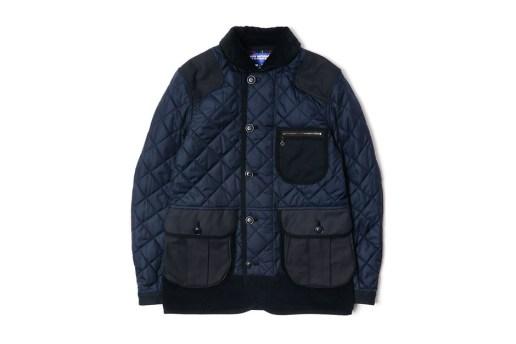 Junya Watanabe MAN 2014 Fall/Winter Nylon Taffeta Quilted Collection