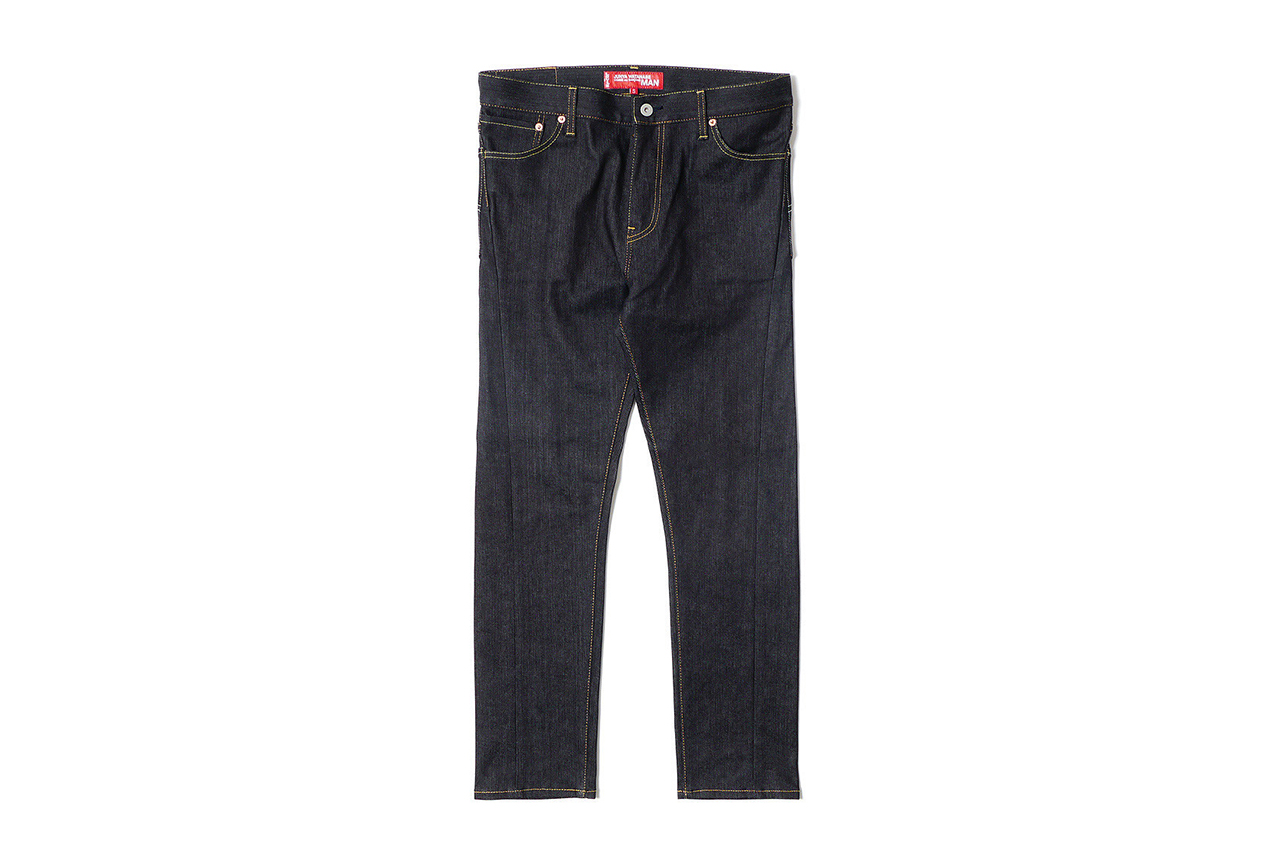 Junya Watanabe MAN x Levi's 508 Customized Cotton Denim