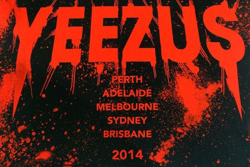 Kanye West's Yeezus Pop-Up Shop Makes its Way to Melbourne