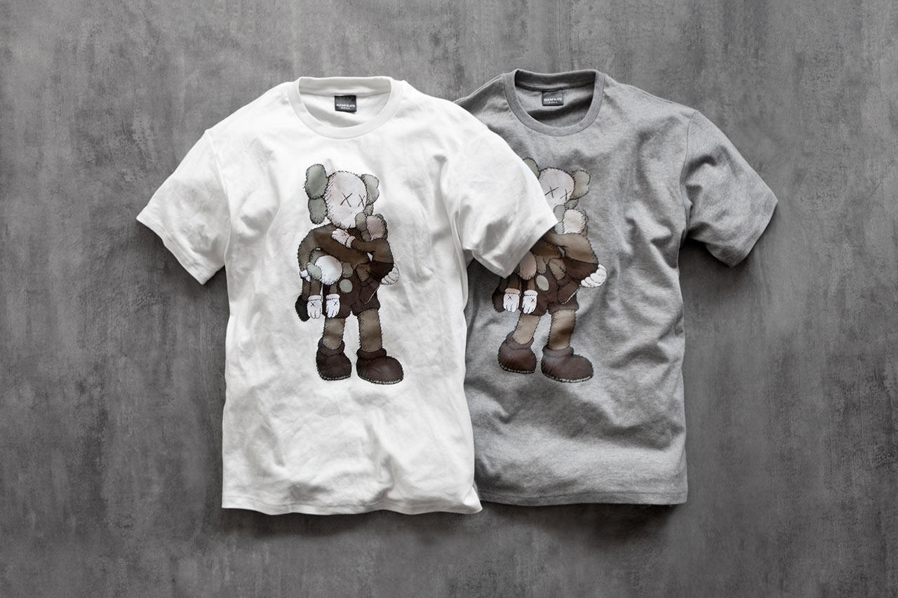 "KAWS ""CLEAN SLATE"" T-Shirt"