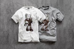 """KAWS """"CLEAN SLATE"""" T-Shirt"""