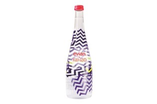 KENZO x Evian Limited-Edition Bottles