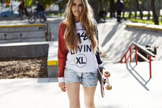 "Kixbox 2014 Fall ""Living One"" Lookbook"