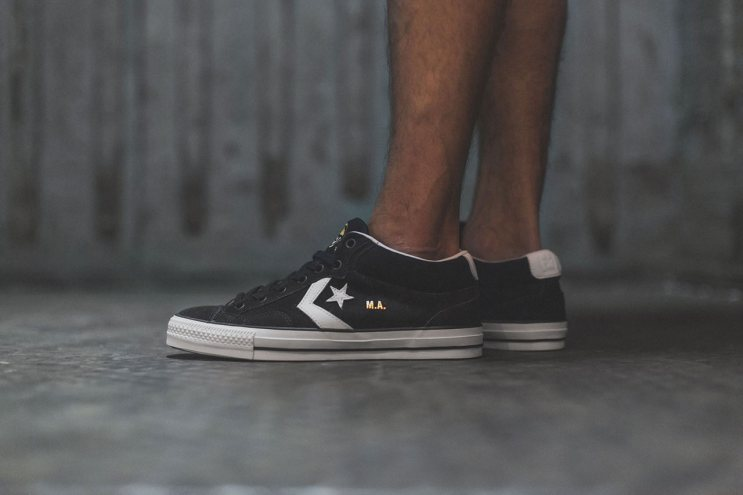 Krooked Skateboards x Converse CONS Star Player Pro