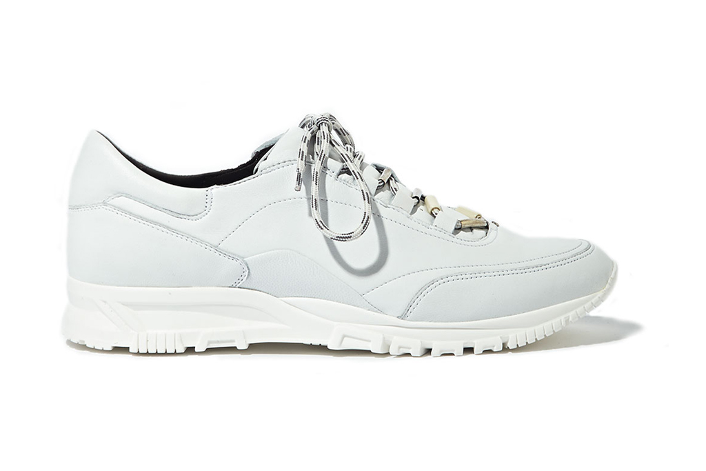 Lanvin Calfskin Leather Runners