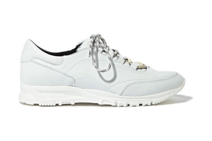 Lanvin Calfskin Leather Runners