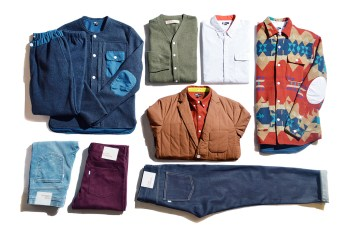 Levi's California 2014 Fall/Winter Collection