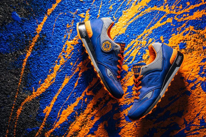 Limited Edt x New Balance Made in England M577LEV