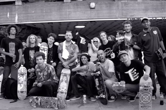 "Home of British Skateboarding ""Long Live Southbank"" Video"