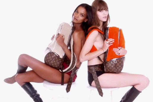 "Louis Vuitton ""Celebrating Monogram"" Collection Commercials"