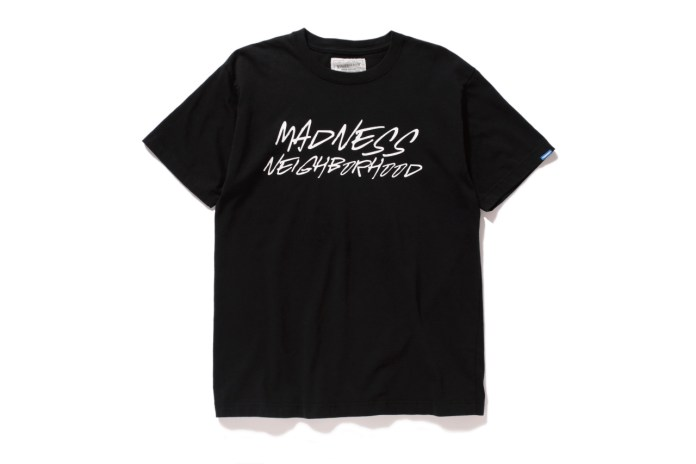 A First Look at the MADNESS x NEIGHBORHOOD 2014 Fall Collection