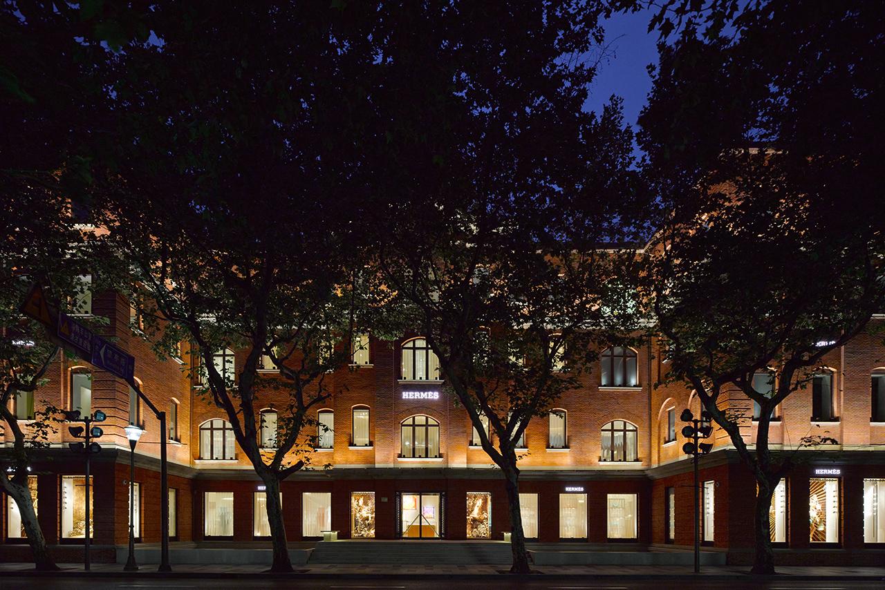 Hermès Maison Shanghai Opening
