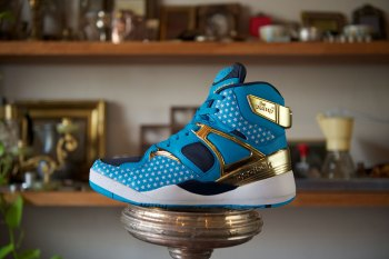 Major x Reebok Pump 25th Anniversary