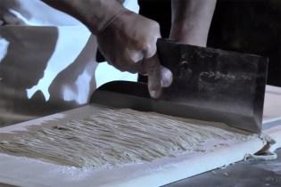 Watch and Hear the Peaceful Process of Making Soba with Master Tatsuru Rai