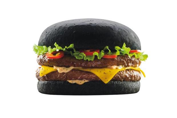 McDonald's Jumps on the Black Burger Bandwagon in Japan After Burger King