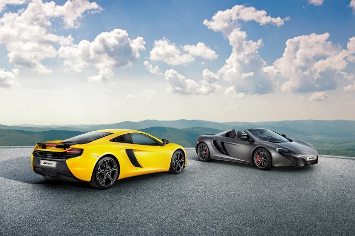 McLaren Introduces Its First Ever Regionally-tailored Model 625C