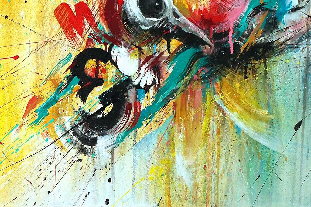 "MEGGS ""Spoiled Rotten"" @ Inner State Gallery"