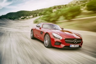 Mercedes-Benz Unveils the AMG GT