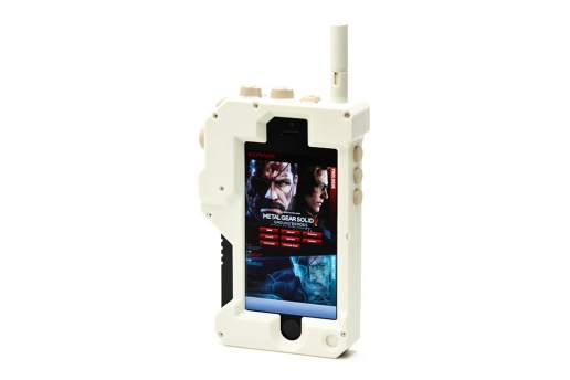 Metal Gear Solid V: Ground Zeroes iDroid iPhone Case