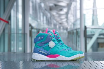 mita sneakers x Reebok Pump 25th Anniversary