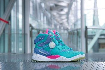 mita sneakers x Reebok Pump 25th Anniversary