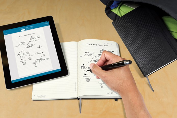 Moleskine Notebooks and Livescribe Smartpens