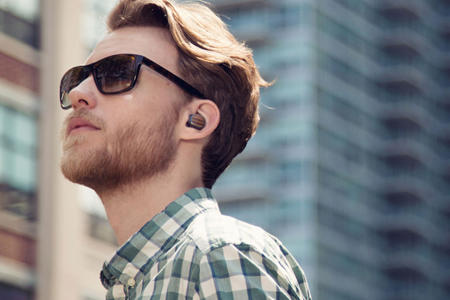 Motorola Moto Hint Voice-Controlled Earbuds