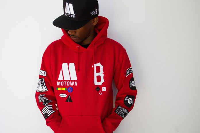 Motown Records x Black Scale Lookbook
