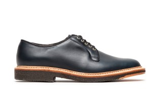 Need Supply Co. x Alden 2014 Fall Dooley Plain Toe Blucher