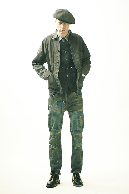 neighborhoods 2014 fall winter lookbook hits on all angles of americana