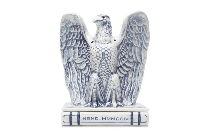 NEIGHBORHOOD 2014 Fall/Winter Booze Eagle Incense Chamber