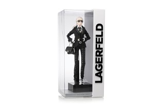 NET-A-PORTER Sold $220,000 USD Worth of Karl Lagerfeld Barbie Dolls in a Few Hours