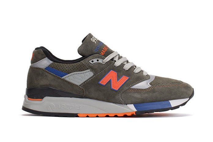 New Balance Made In USA M998DO