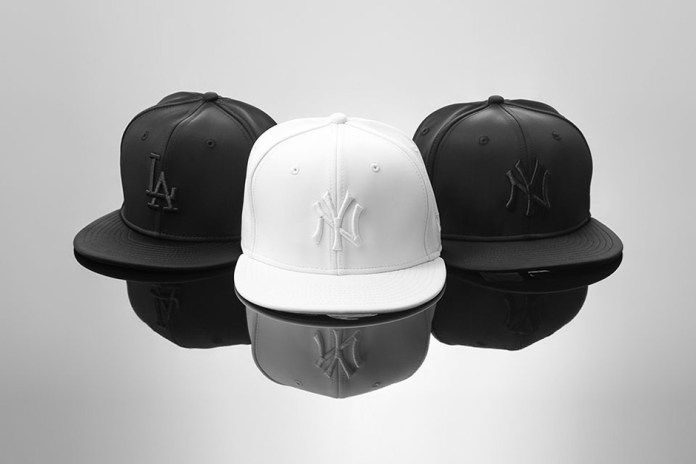 "New Era Neoprene ""LA"" and ""NY"" Snapbacks"