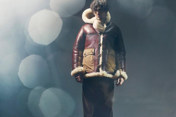 Nigel Cabourn 2014 Fall/Winter Lookbook